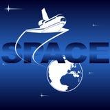 Space-2 Illustration Libre de Droits