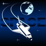 Space-1 Illustration Libre de Droits