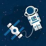 Space1-01 Στοκ Φωτογραφίες
