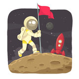 Space Adventurer Royalty Free Stock Photo
