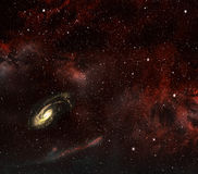 Space background. Stock Images