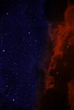 Space background. Royalty Free Stock Photography
