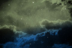 Space background. Stock Image
