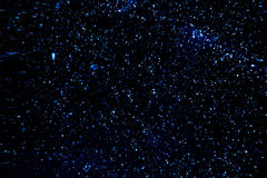 Space background with stars. Abstract colorful space background with stars Stock Photography