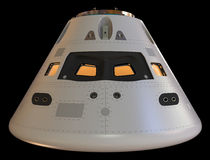 Space capsule Royalty Free Stock Photos