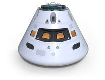 Space capsule Stock Photography