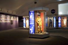 Space center in Houston interior Stock Photos