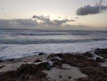 Space Coast Sea Shore stock photo