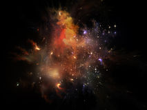 Space Composition Stock Images