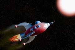 Space explorer stock photography