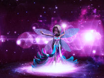 Space fairy Stock Images