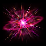 Space flare Stock Photography
