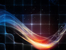 Space Fluctuation Stock Photos