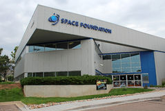 Space Foundation Stock Photo