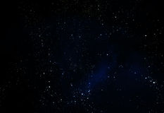Space galaxy. 3 d render Royalty Free Stock Photography