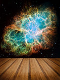 Space galaxy nature background. Elements of this image furnished Stock Photo
