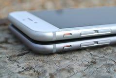 Space Grey Iphone 6 Stock Photos