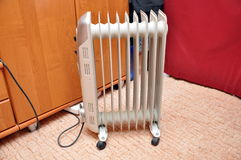 Space Heater Royalty Free Stock Photos