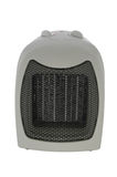 Space heater on white with clipping path Royalty Free Stock Photos