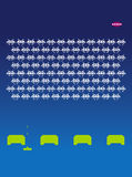Space Invaders Royalty Free Stock Images