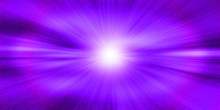 Space Jump. Purple abstract image of the space jump stock illustration