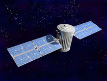 Space Junk Stock Photos