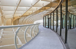 Space Metropol Parasol interior Structures, Seville Royalty Free Stock Photo