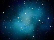 Space milky way background Royalty Free Stock Photos