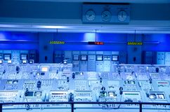 Free Space Missions Control Center Of NASA. John F. Kennedy Space Center. Workstation. Florida, USA Stock Images - 137483754
