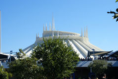 Space Mountain Stock Images