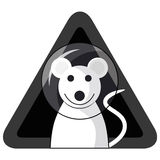 Space mouse Stock Image