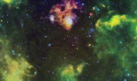 Space nebula Royalty Free Stock Images