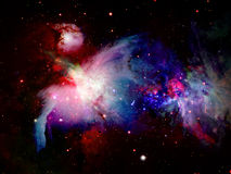 Space Nebula Stock Images