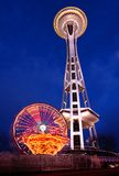 Space Needle Royalty Free Stock Image