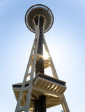 The Space Needle Stock Image