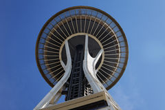 Space Needle Seattle Royalty Free Stock Photography