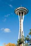 Space Needle in Seattle Royalty Free Stock Images
