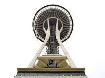 Space Needle in Seattle Stock Image