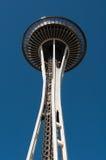 Space Needle Seattle Washington Stock Photo