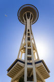 The Space Needle, Seattle, Washington, USA Royalty Free Stock Photos