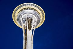 The Space Needle stock images