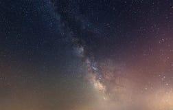 Space. Nighty sky Stock Photography