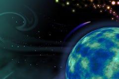 Space.Planet Imagen de archivo
