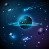 Space and planet Stock Images