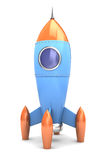 Space rocket Royalty Free Stock Photos