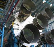 Space rocket. John F. Kennedy Space Center Orlando, Florida Stock Photography