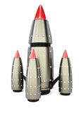 Space rocket Royalty Free Stock Photo