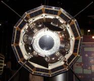 Space satellite stock image