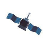 Space satellite technology Stock Photos