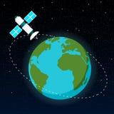 Space Satellite Royalty Free Stock Photo